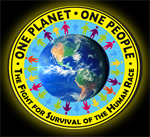 One Planet – One People Logo